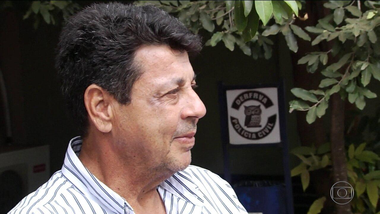 Suspeito de provocar incêndios em áreas de floresta, no Pará, é preso