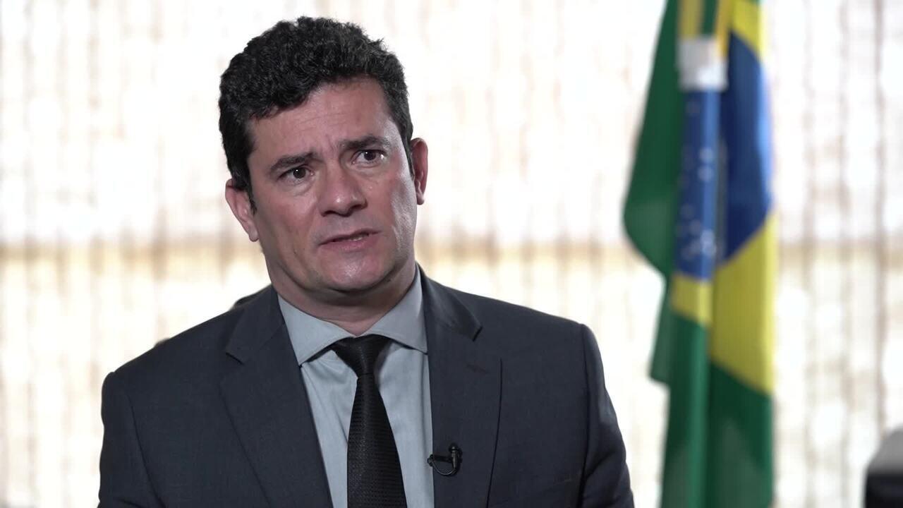 Sergio Moro atribui queda de mortes violentas a ações dos governos