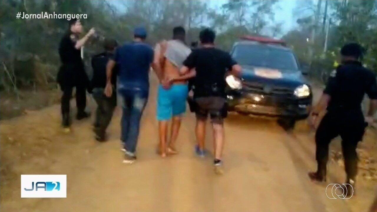 Aluno suspeito de matar coordenador dentro de escola em Águas Lindas de Goiás é preso
