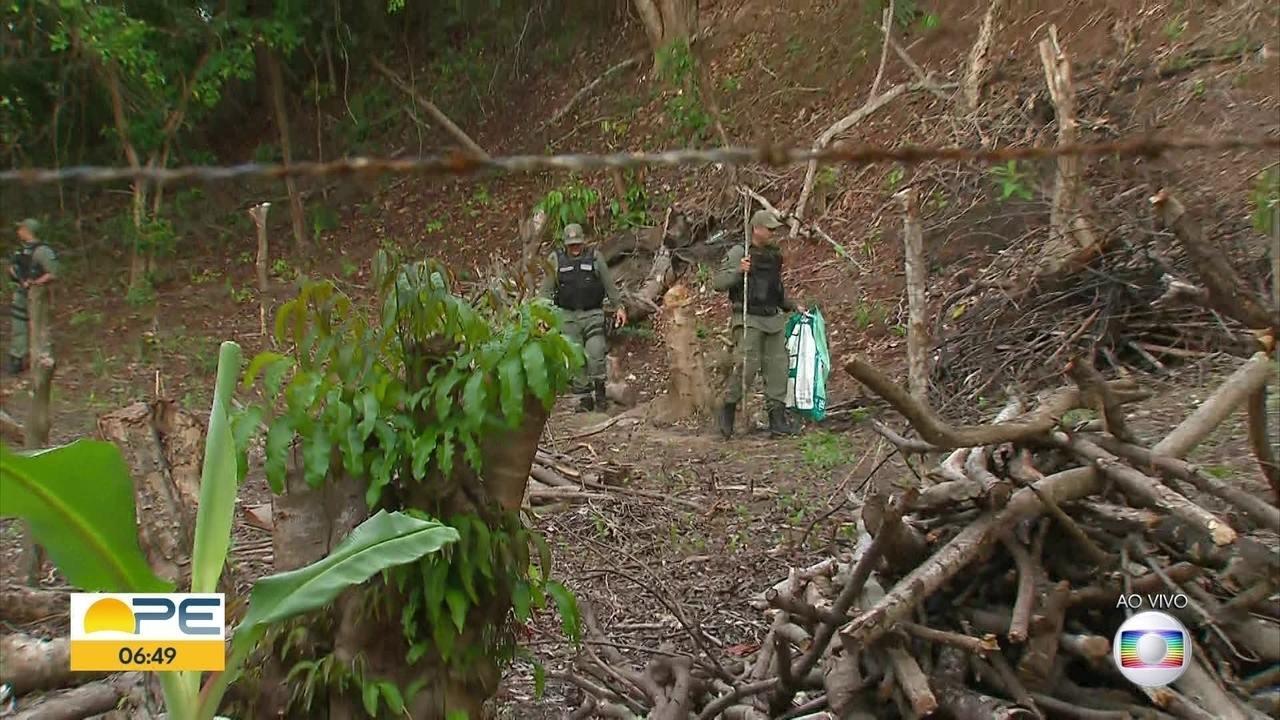Itamaracá tem operação contra venda e loteamento ilegais de áreas de preservação