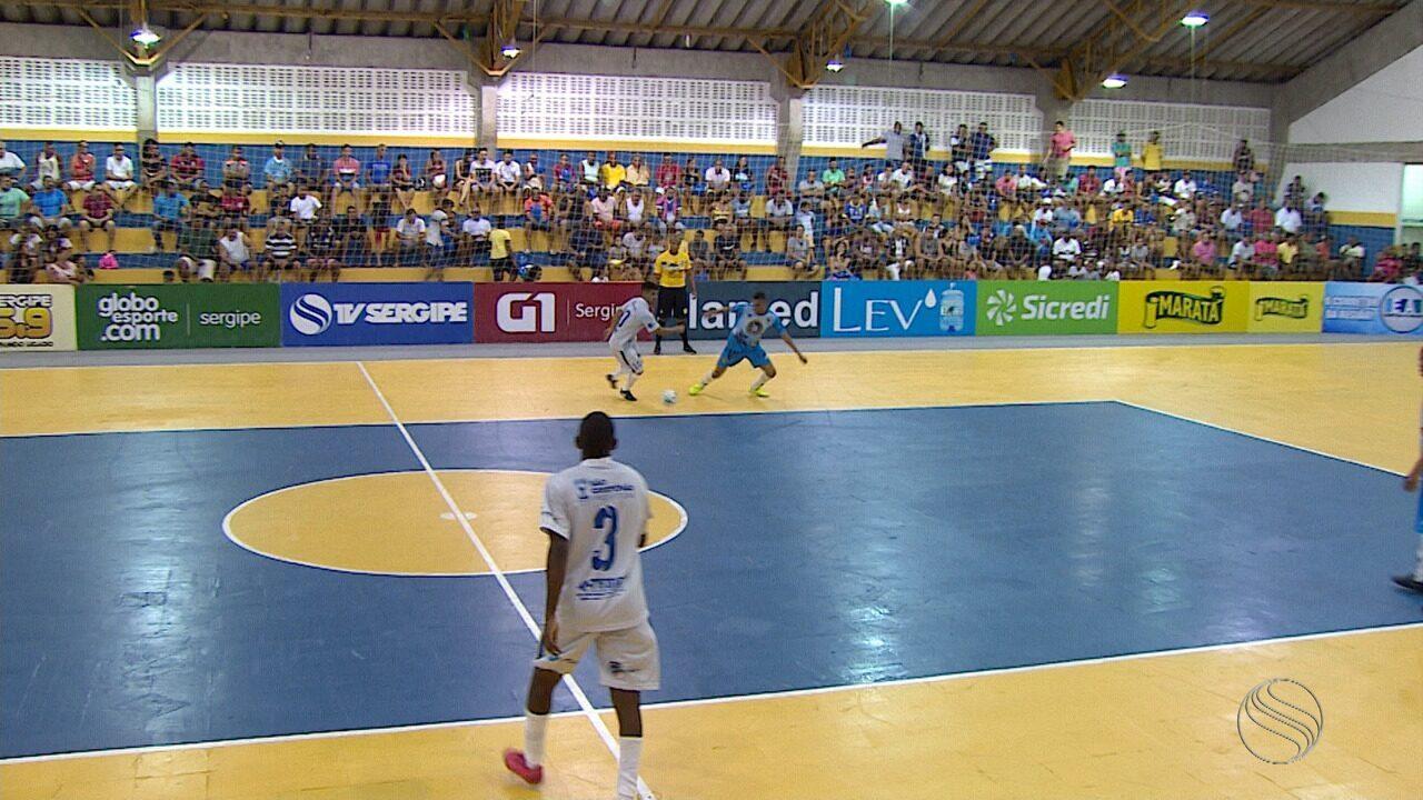São Cristovão e Indiaroba ficam no empate na abertura da Copa TVSE