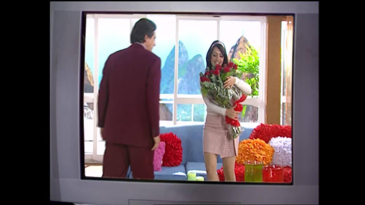 Cenas da série 'Eu Amo Rita' de 'Começar de Novo'