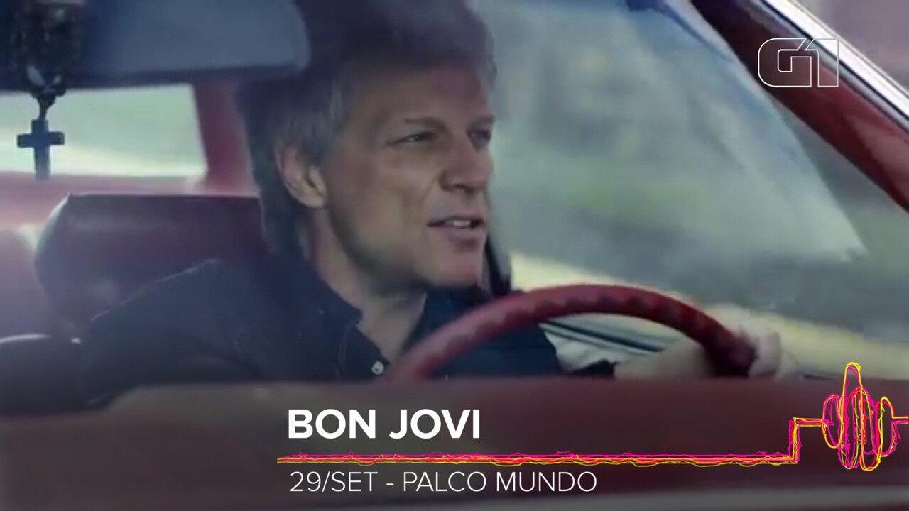 Bon Jovi: Como será o show no Rock in Rio 2019?