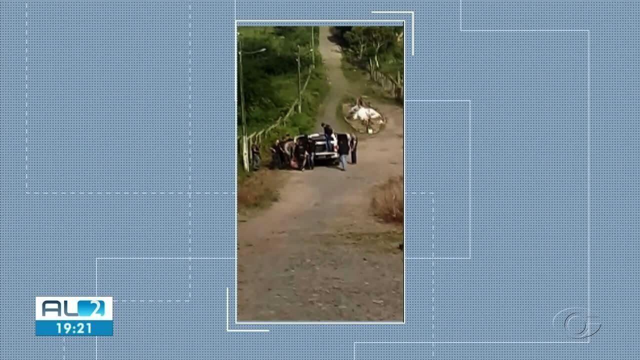 Polícia Civil nomeia delegados para apurar confronto entre criminosos e policias em Girau