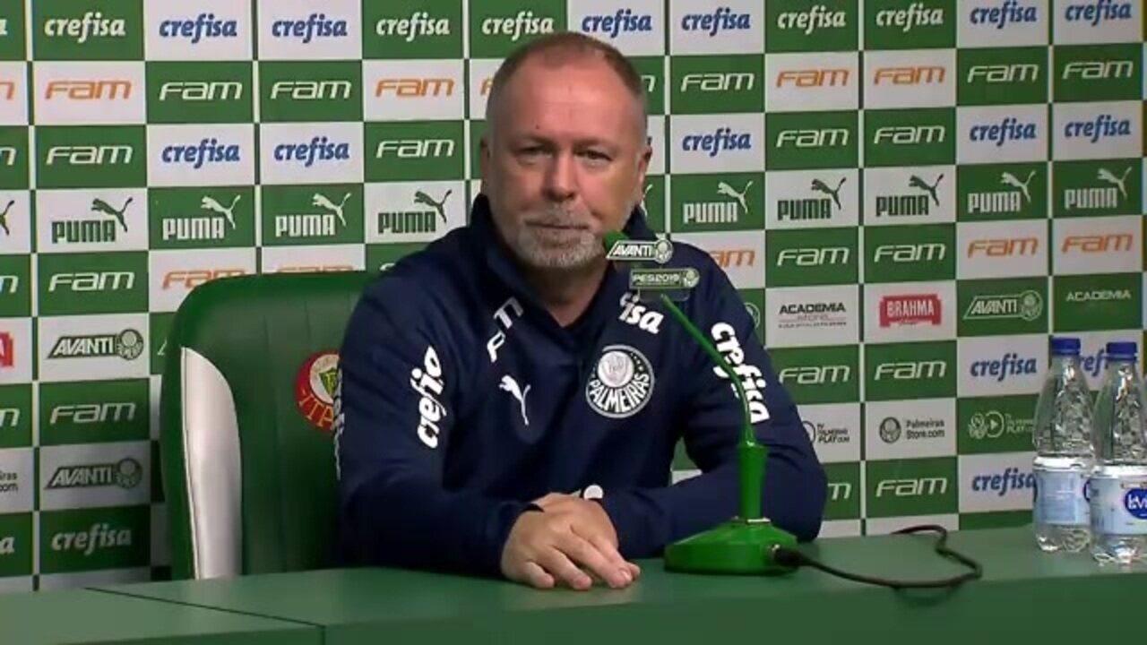 Mano Menezes fala sobre relação com Corinthians e projeta estilo de jogo do Palmeiras