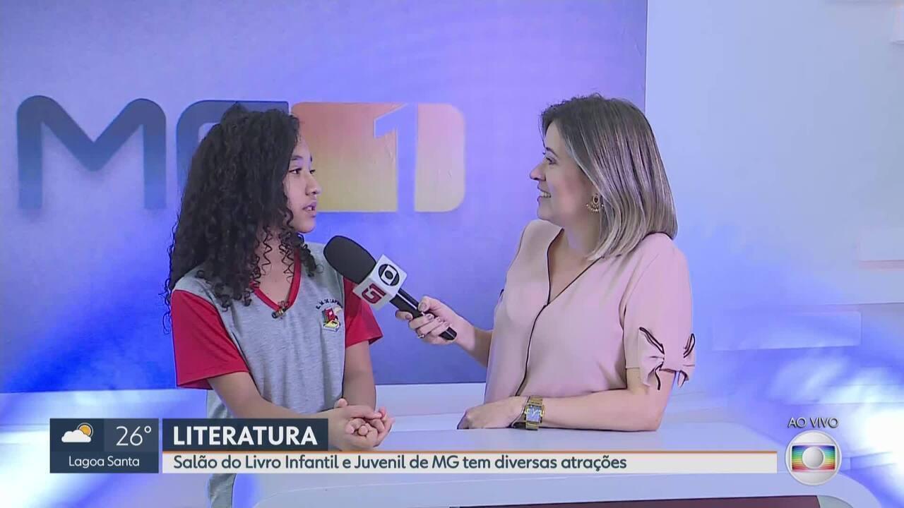 Belo Horizonte recebe o Salão do Livro Infantil e Juvenil de Minas até o próximo domingo