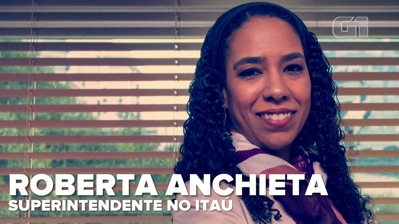 Negros na Liderança: Roberta Anchieta