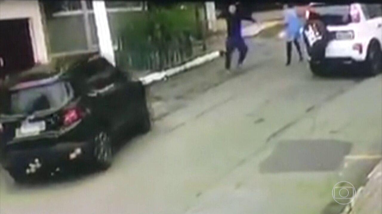 Homem é baleado na cabeça durante tentativa de assalto, em São Paulo