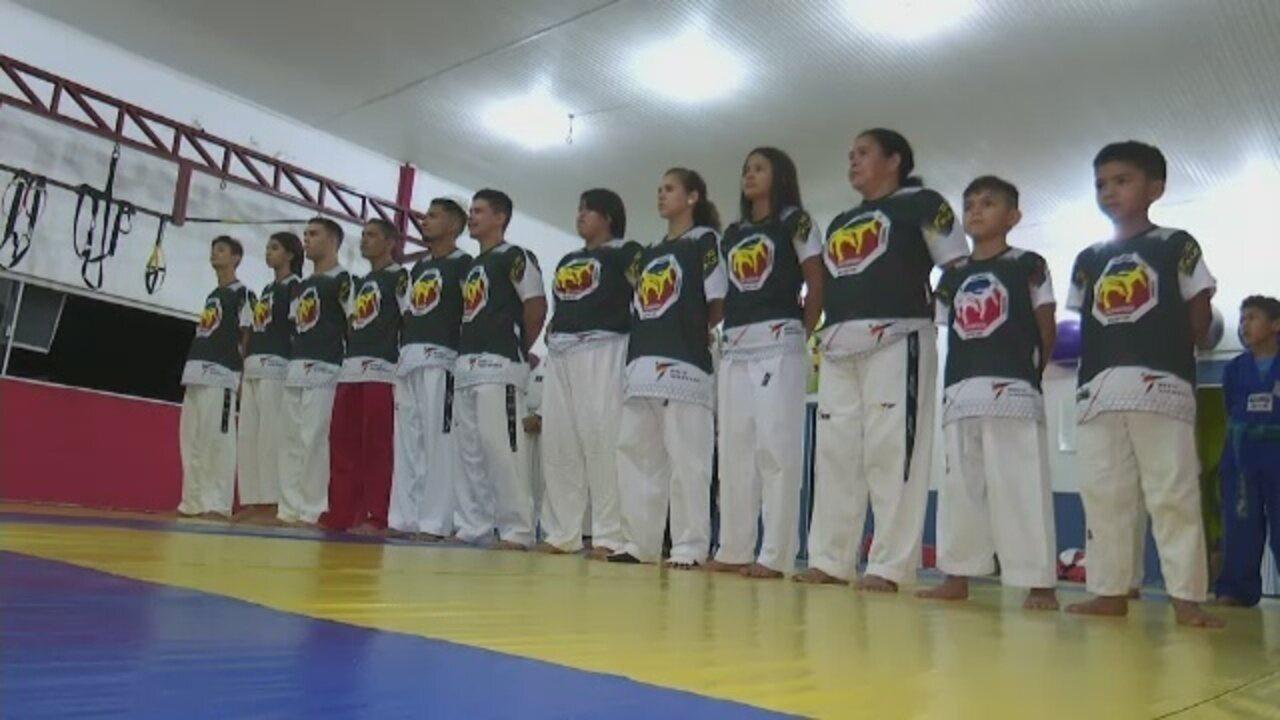 Acre terá 16 atletas no Campeonato Brasileiro de Taekwondo, em Pernambuco