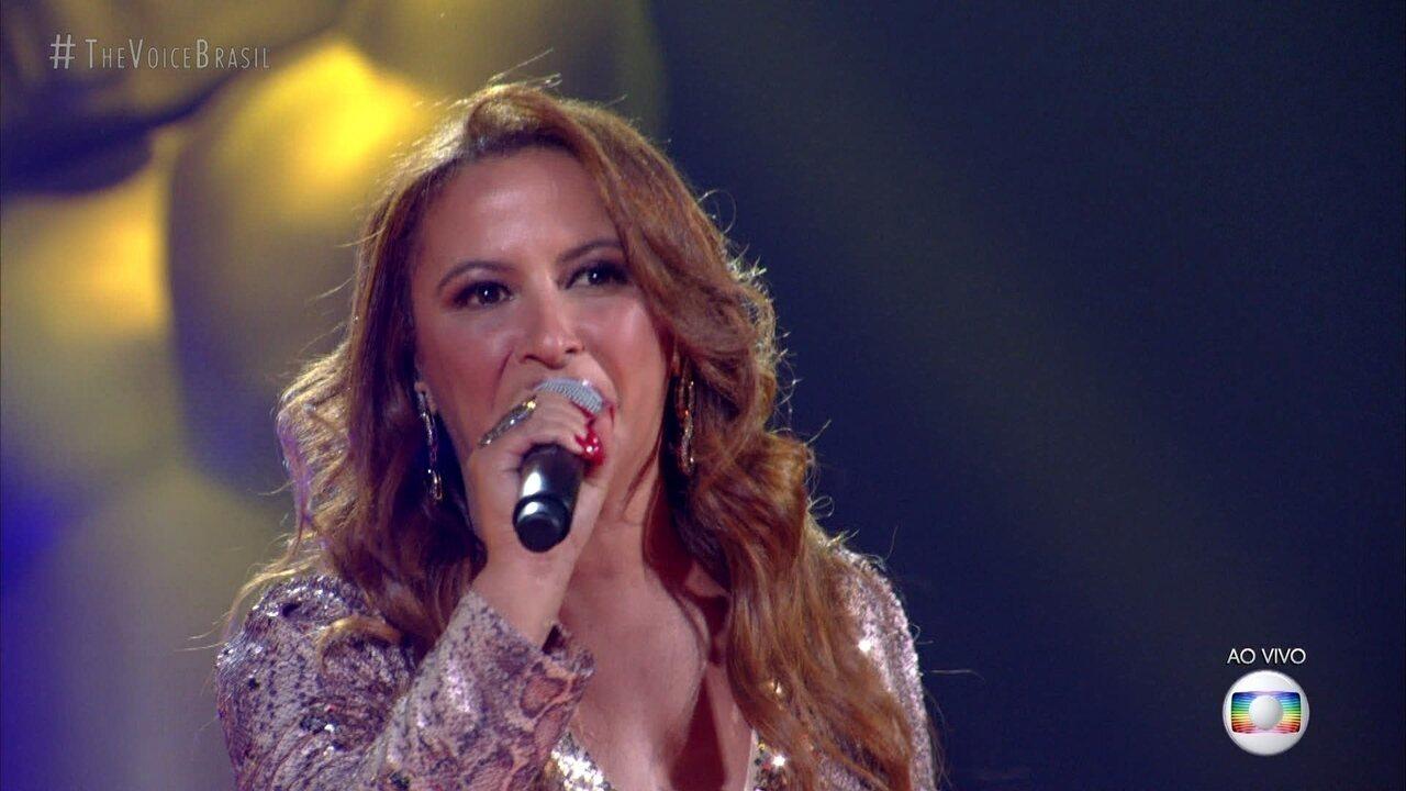 """Fabiana Oliveira canta """"Notificação Preferida"""""""