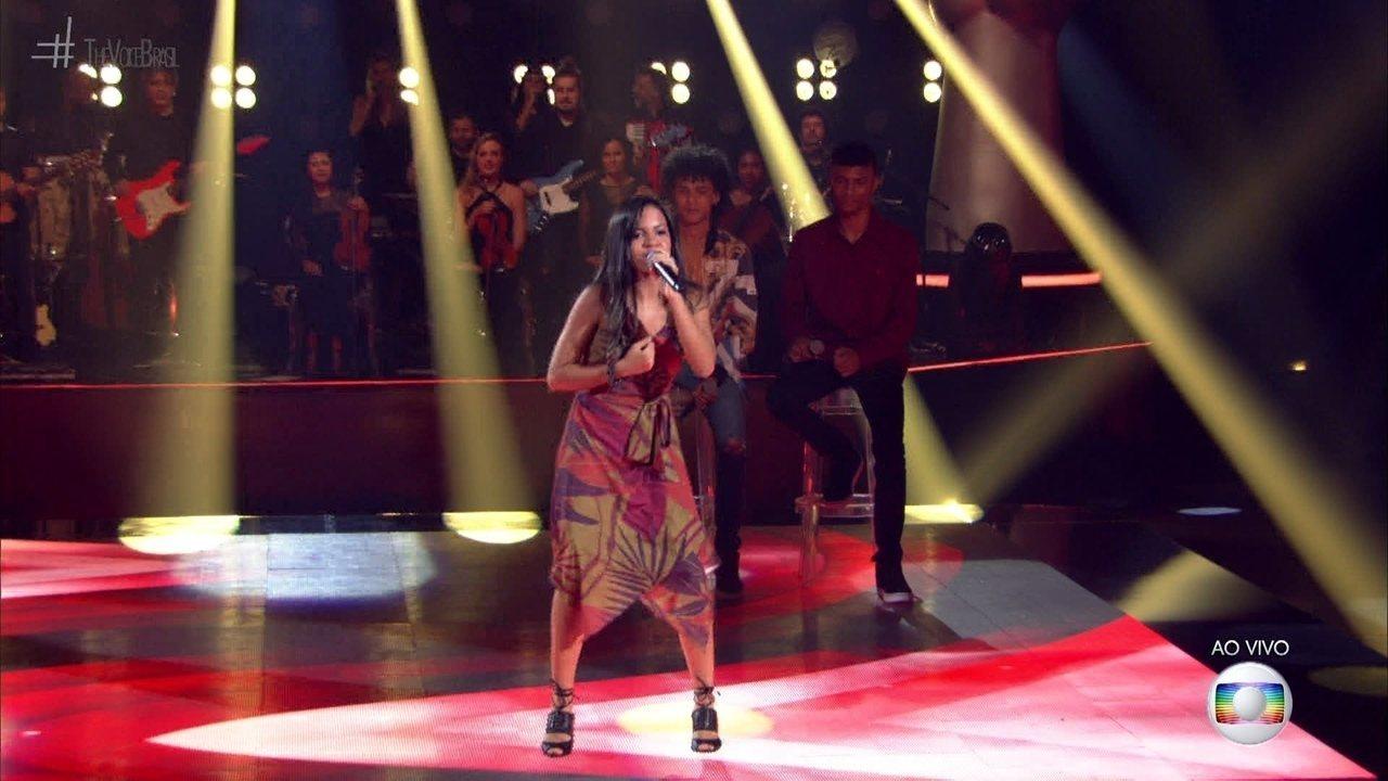 "Heloísa Ribeiro canta ""Sebastiana"""