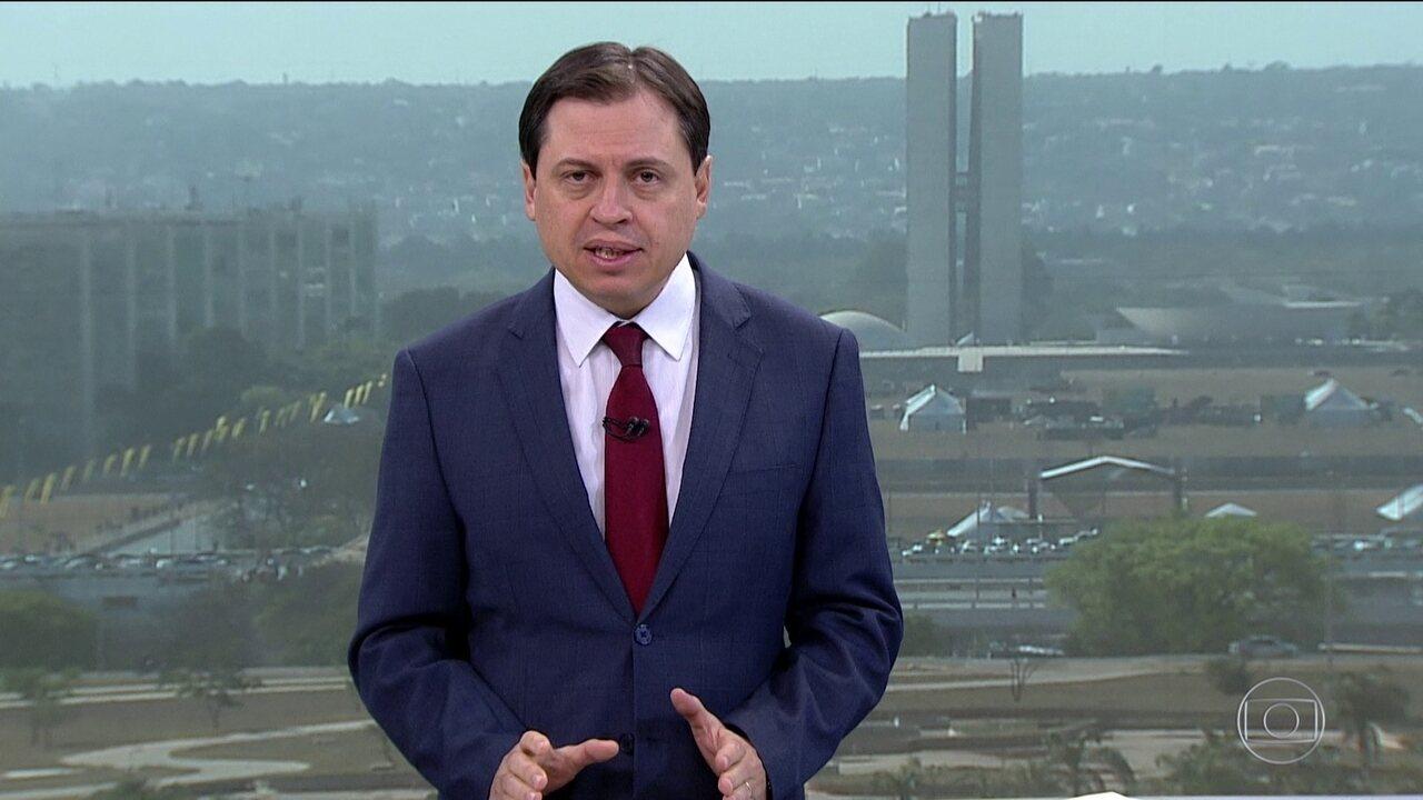 Camarotti comenta indicação de Augusto Aras para a Procuradoria-Geral da República