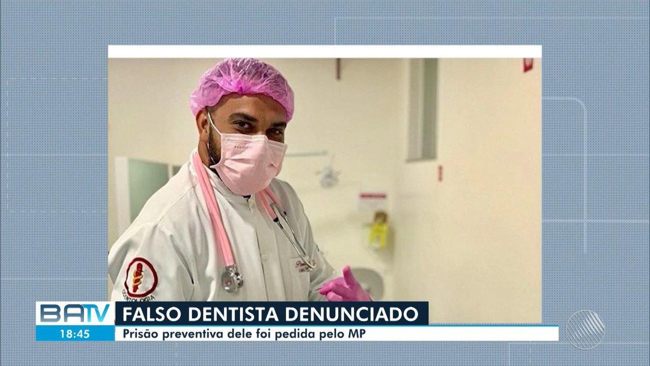 MP denuncia à Justiça falso dentista acusado de provocar lesões em ao menos 15 pessoas