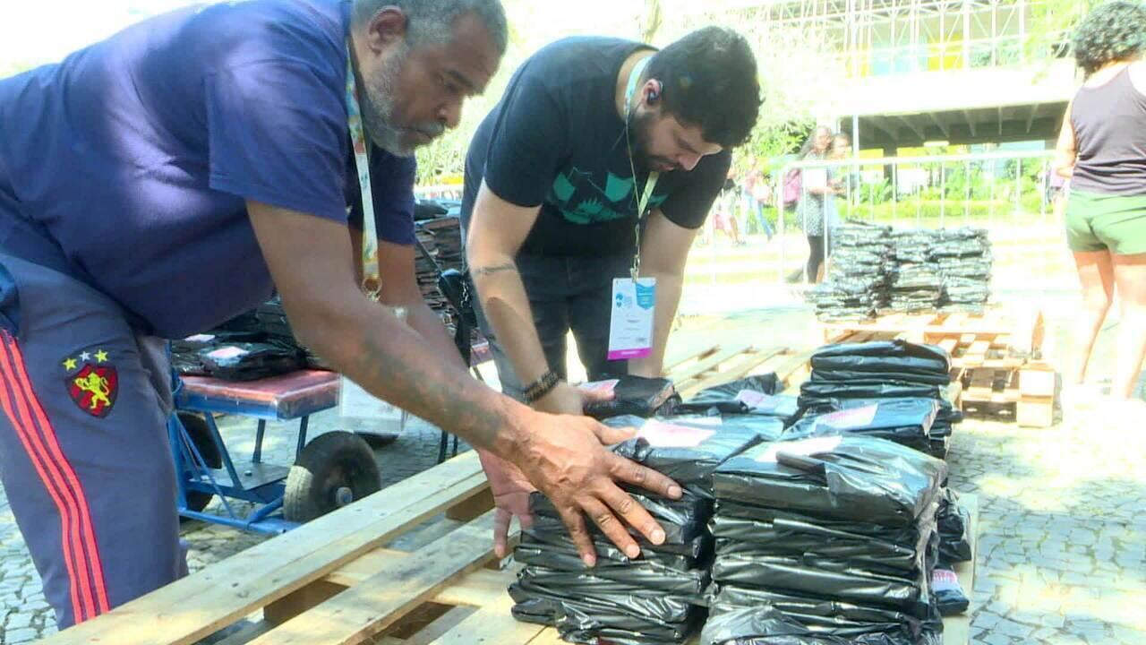 Dodge pede que Supremo proíba apreensão de livros na Bienal do Rio