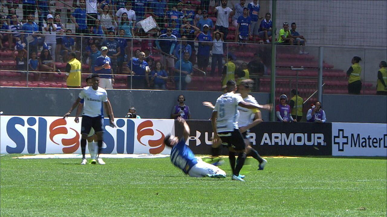 Melhores momentos: de Cruzeiro 1 x 4 Grêmio pela 18ª rodada do Brasileirão
