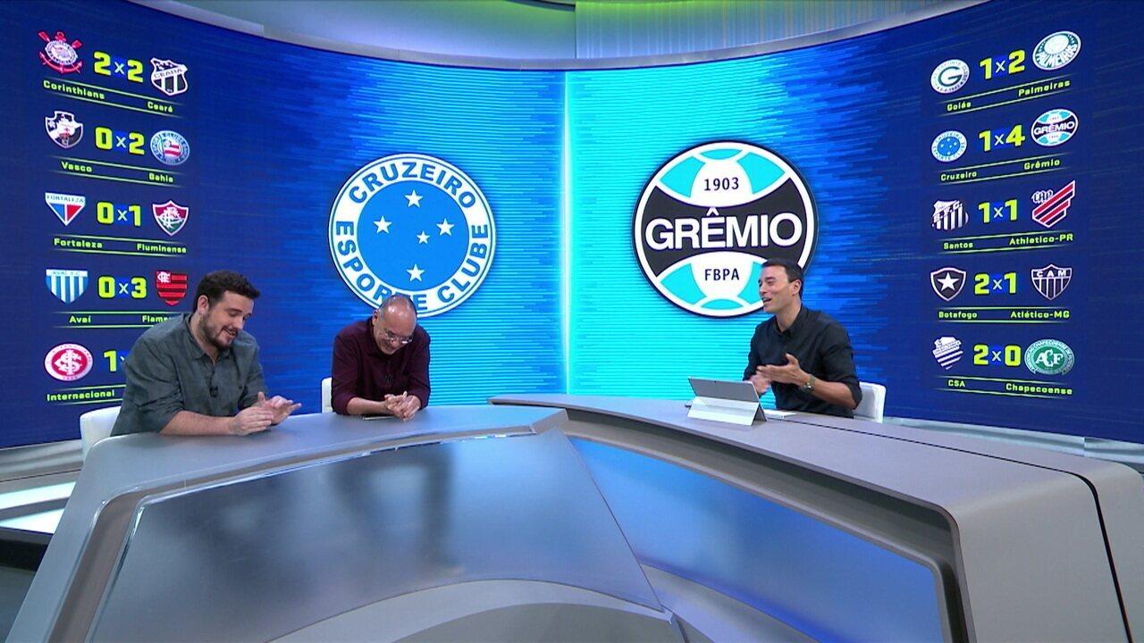 """Troca de Passes comenta sobre o """"fake news"""" do Kannemann perder pontos para o Grêmio"""
