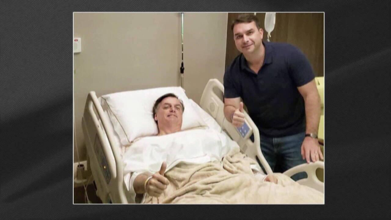 Bolsonaro tem quadro clínico estável após cirurgia de 5 horas