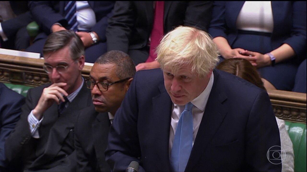 Parlamento britânico rejeita nova tentativa de antecipar eleições