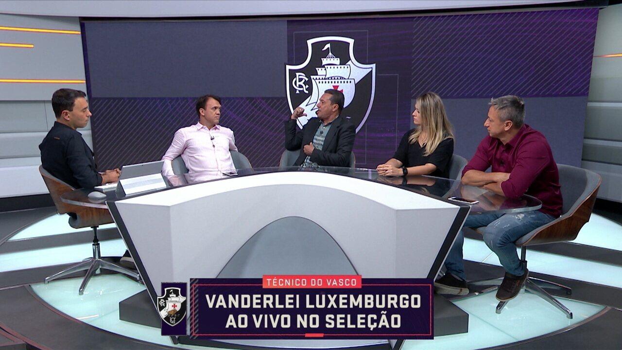 Luxemburgo elogia a organização do Flamengo dentro e fora de campo