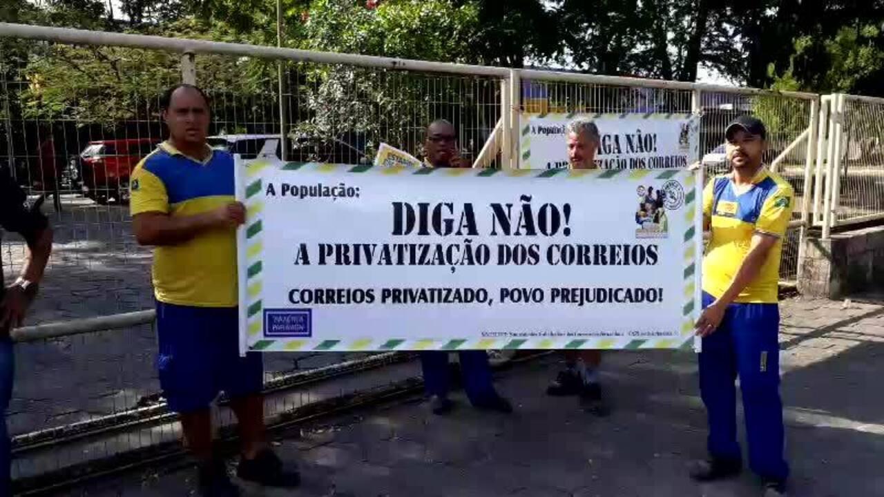 Funcionários dos Correios decretam greve em Pernambuco