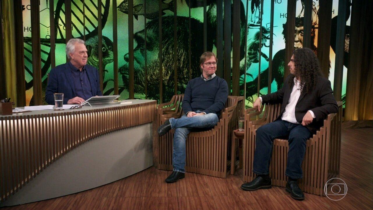 Reinaldo e Pirula comentam pesquisa sobre vantagem evolutiva da homossexualidade