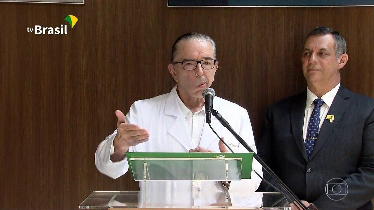 Jair Bolsonaro evolui bem, mas não tem previsão de alta