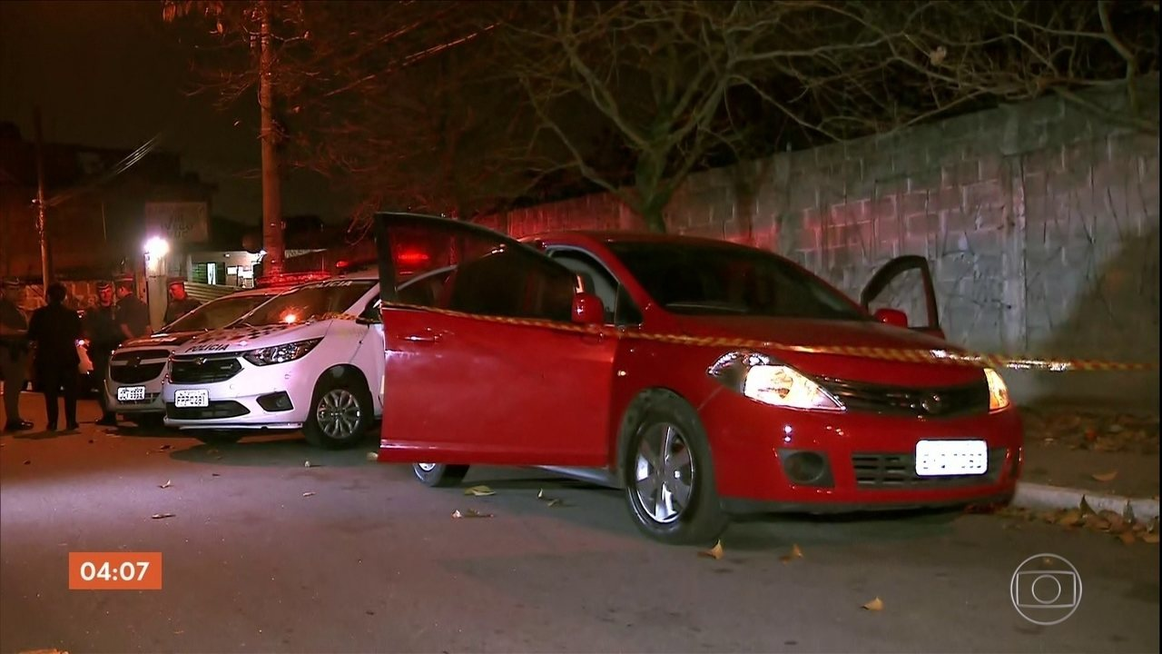 Motorista de aplicativo é assassinada na Grande São Paulo