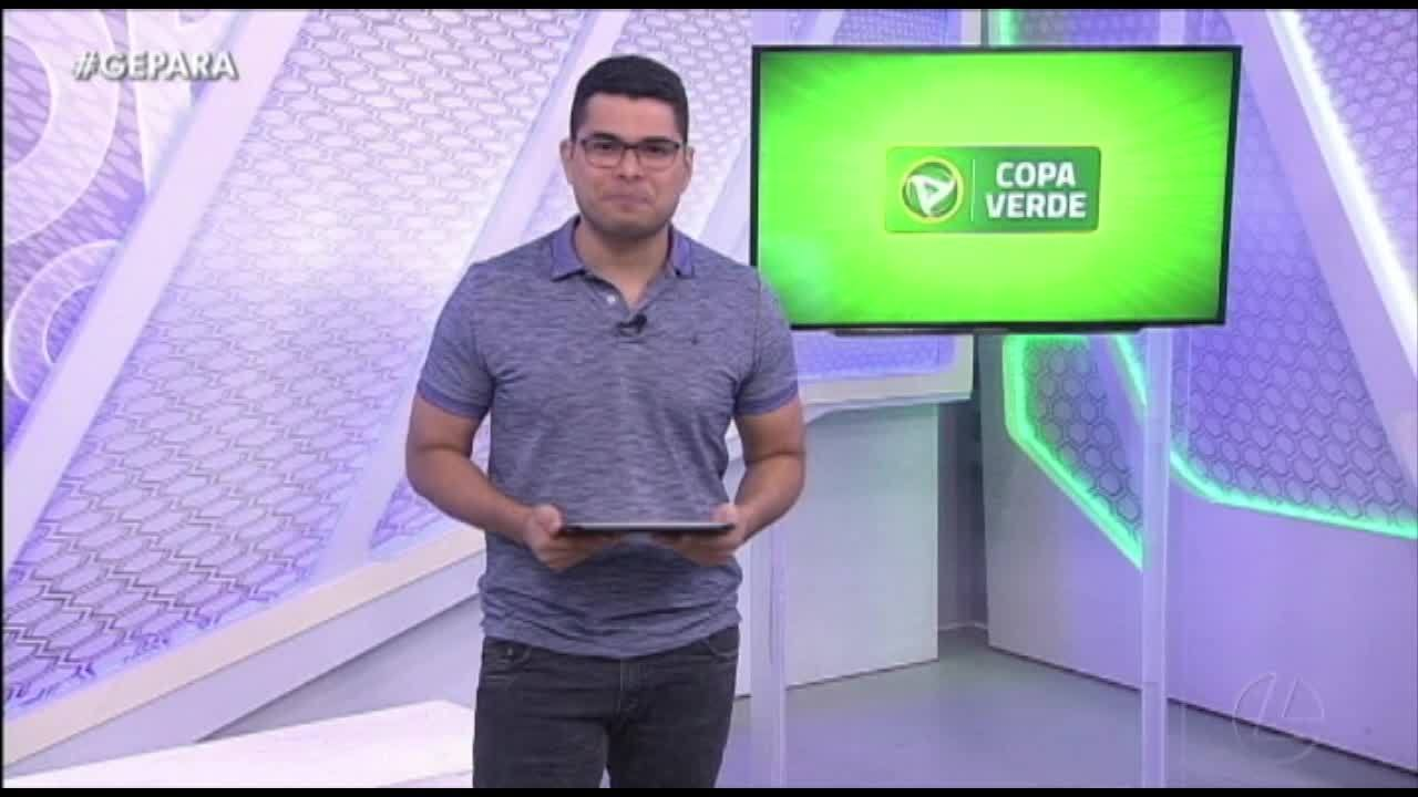 Veja a íntegra do Globo Esporte Pará desta segunda-feira, dia 16