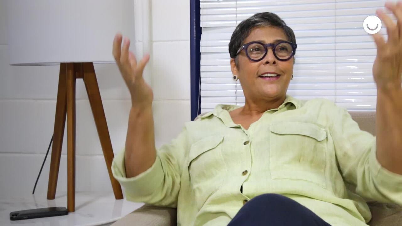 Mestre Kátia Barbosa fala sobre expectativa para a estreia de 'Mestre do Sabor'