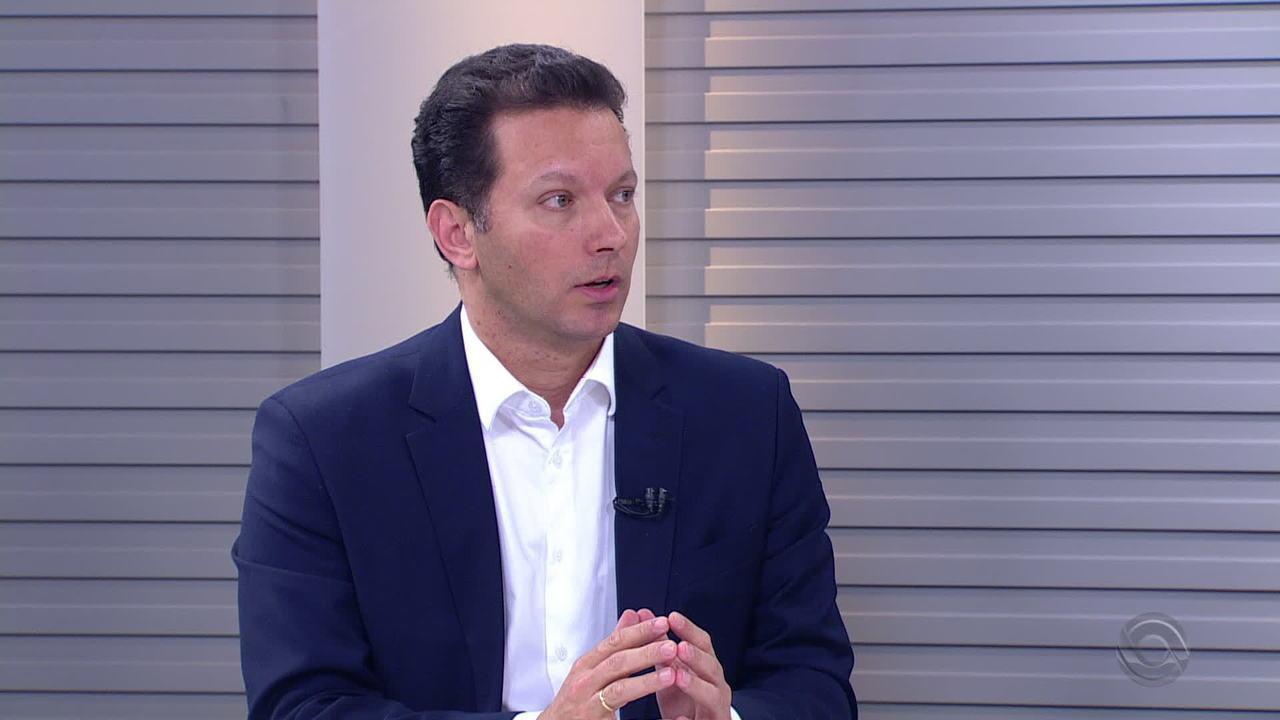Prefeito Nelson Marchezan fala sobre a extinção de órgão responsável por saúde da família