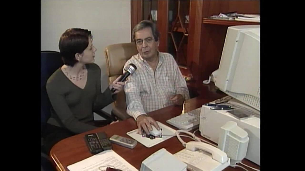 Jayme Monjardim e Benedito Ruy Barbosa apresentam a trama de Terra Nostra (1999)