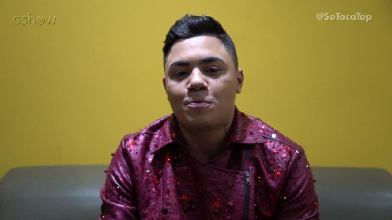 Entrevista com Felipe Araújo