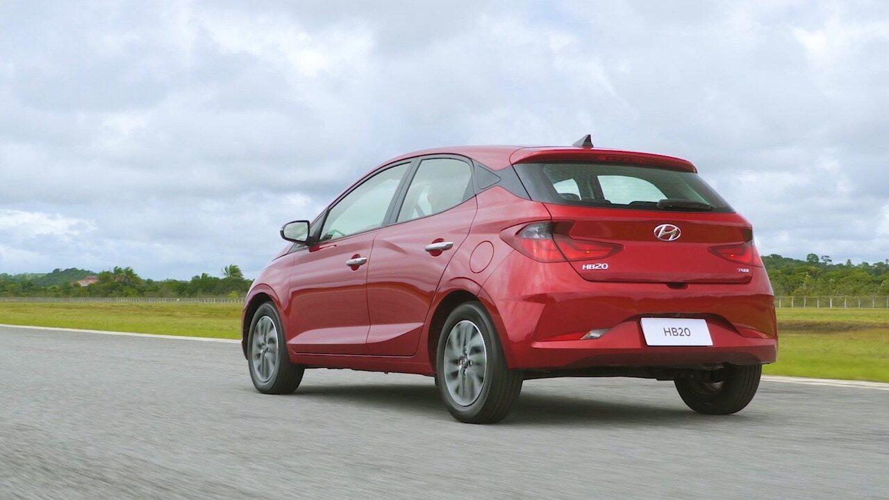 Hyundai HB20 2020: G1 avalia lançamento