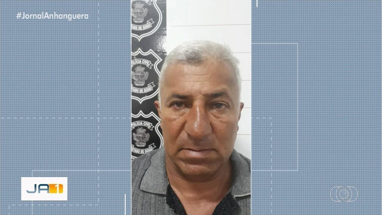 Homem considerado o maior estuprador em série de Goiás é preso suspeito de 47 abusos