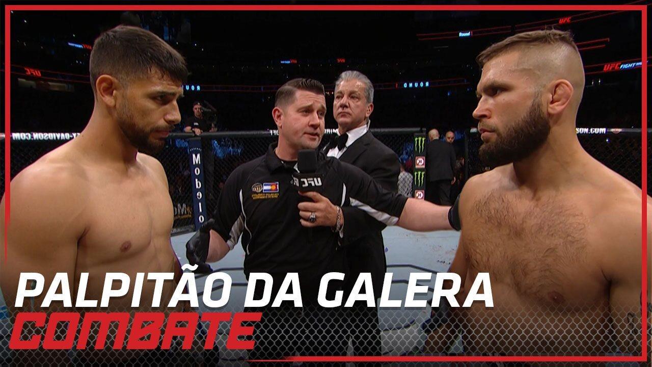 Palpitão da Galera - UFC Cidade do México