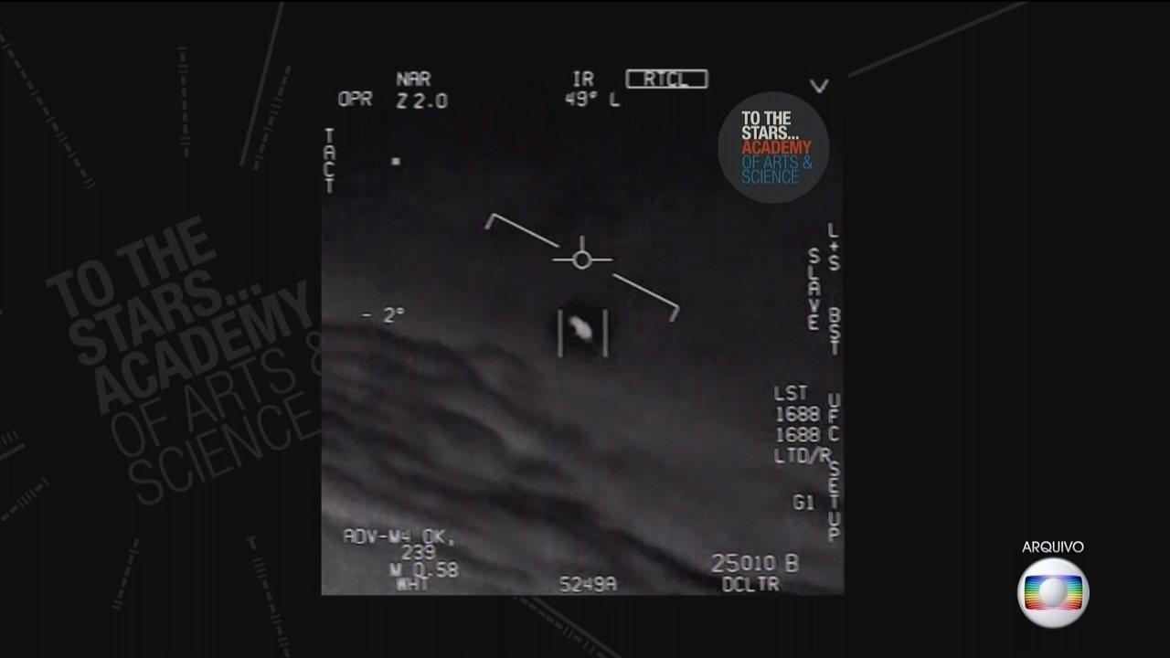 Marinha dos EUA confirma autenticidade de vídeos que mostram OVNIs