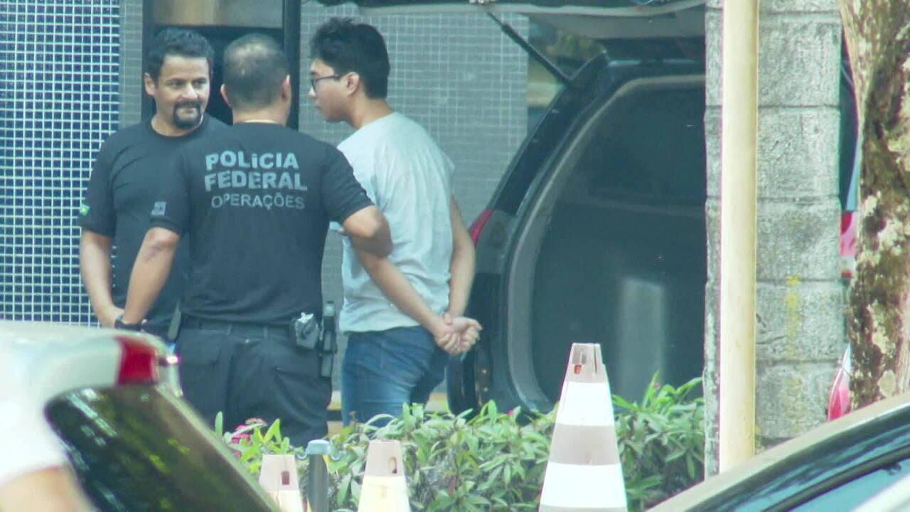 Polícia Federal prende mais dois suspeitos em operação contra hackers
