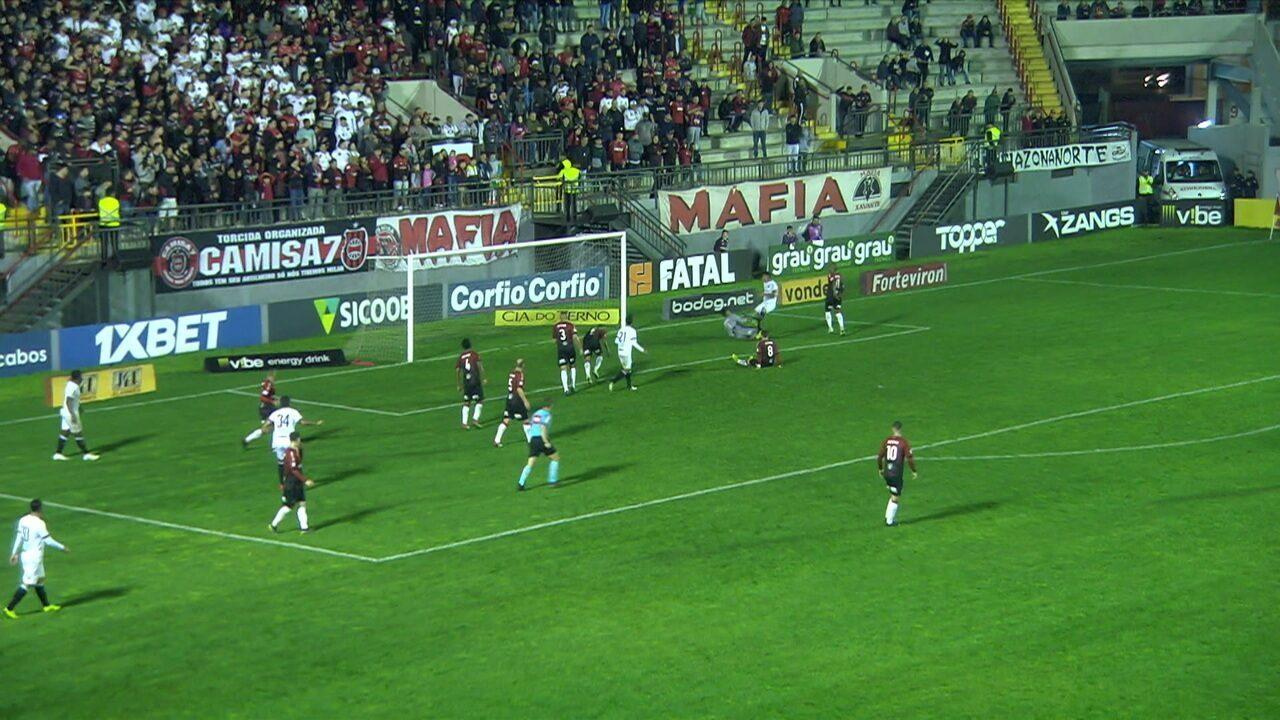 Melhores momentos de Brasil de Pelotas 2 x 2 Figueirense pelo Campeonato Brasileiro Série B