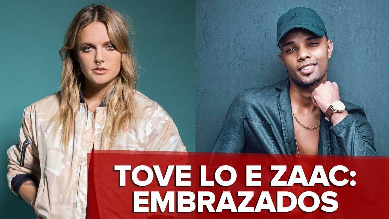 Tove Lo e MC Zaac - 'Are U gonna tell her?' - G1 Ouviu