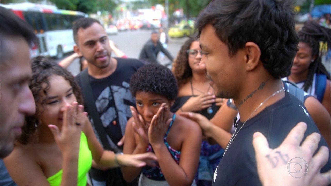 Destaque de um dos novos espaços do Rock in Rio, rapper relembra início na Zona Oeste