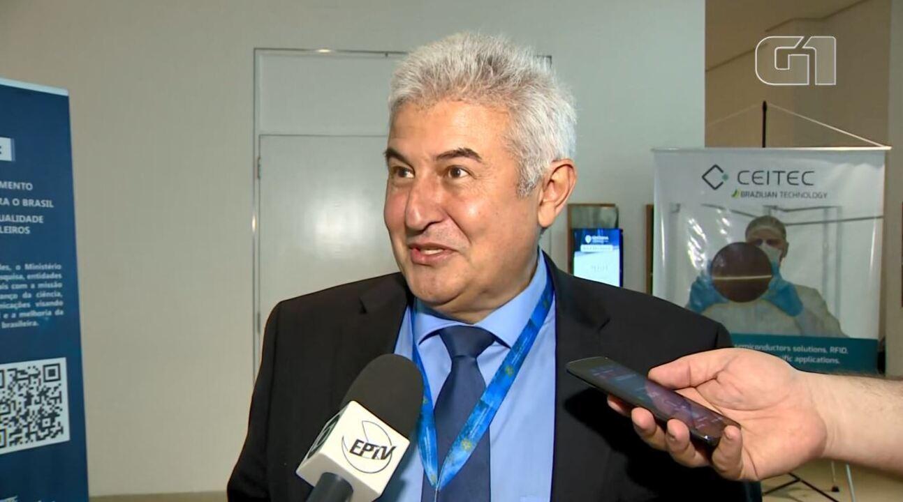 Ministro Marcos Pontes se queixa da verba liberada pelo governo para pasta