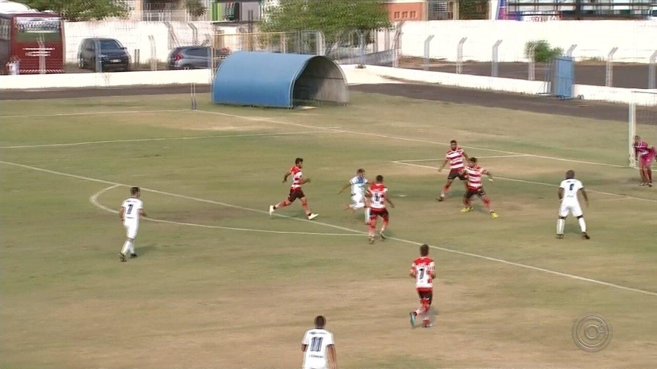 Linense segura empate com Rio Claro e fica com vaga para a próxima fase da Copa Paulista