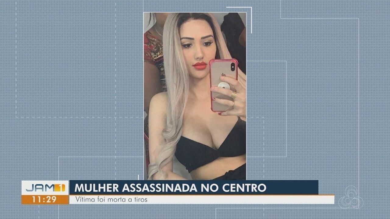 Após receber ligação, mulher é assassinada a tiros no Centro de Manaus