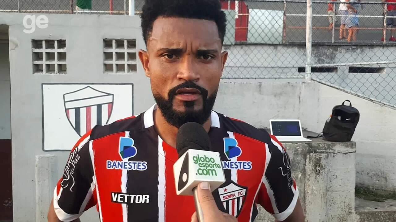 """Marco Antônio revela alerta do técnico do Serra sobre o Pinheiros: """"Não era um time bobo"""""""