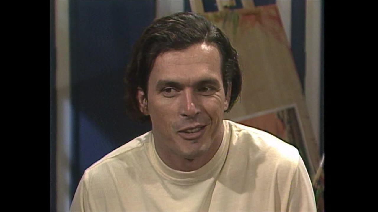 Relembre o personagem de Caíque Ferreira em 'O Sexo dos Anjos' (1989)