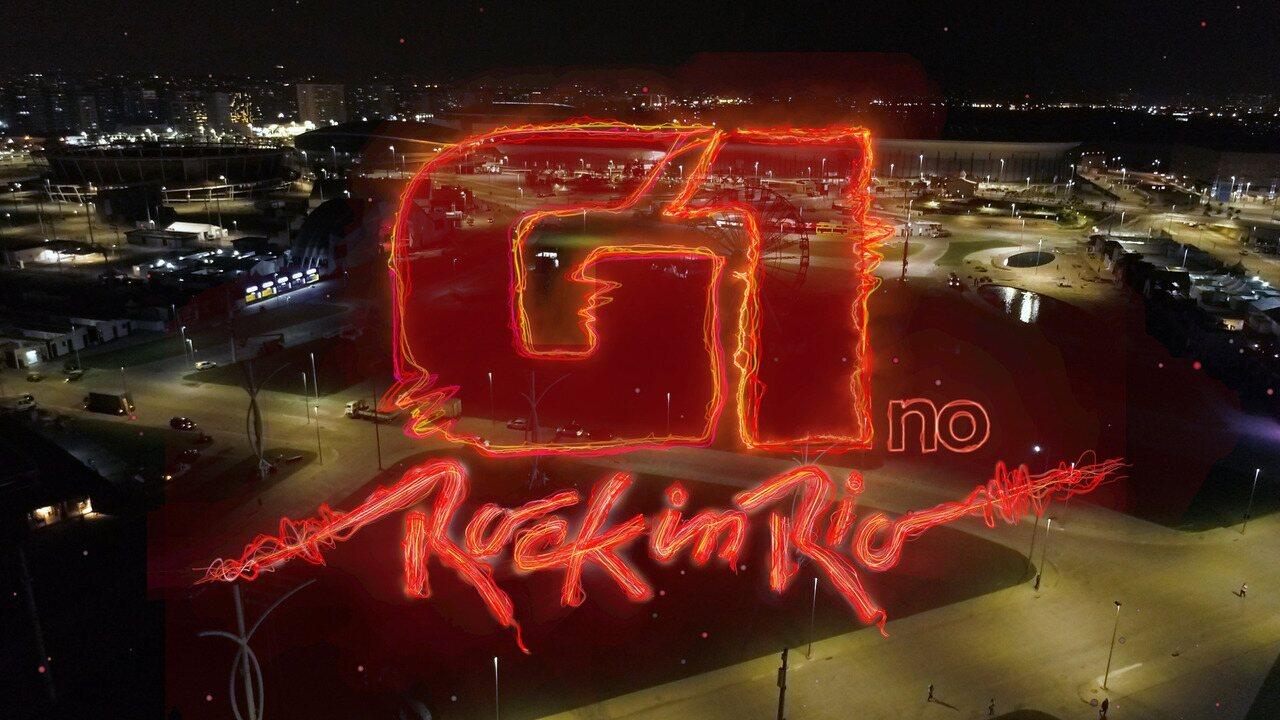 Drone Rock in Rio 2019