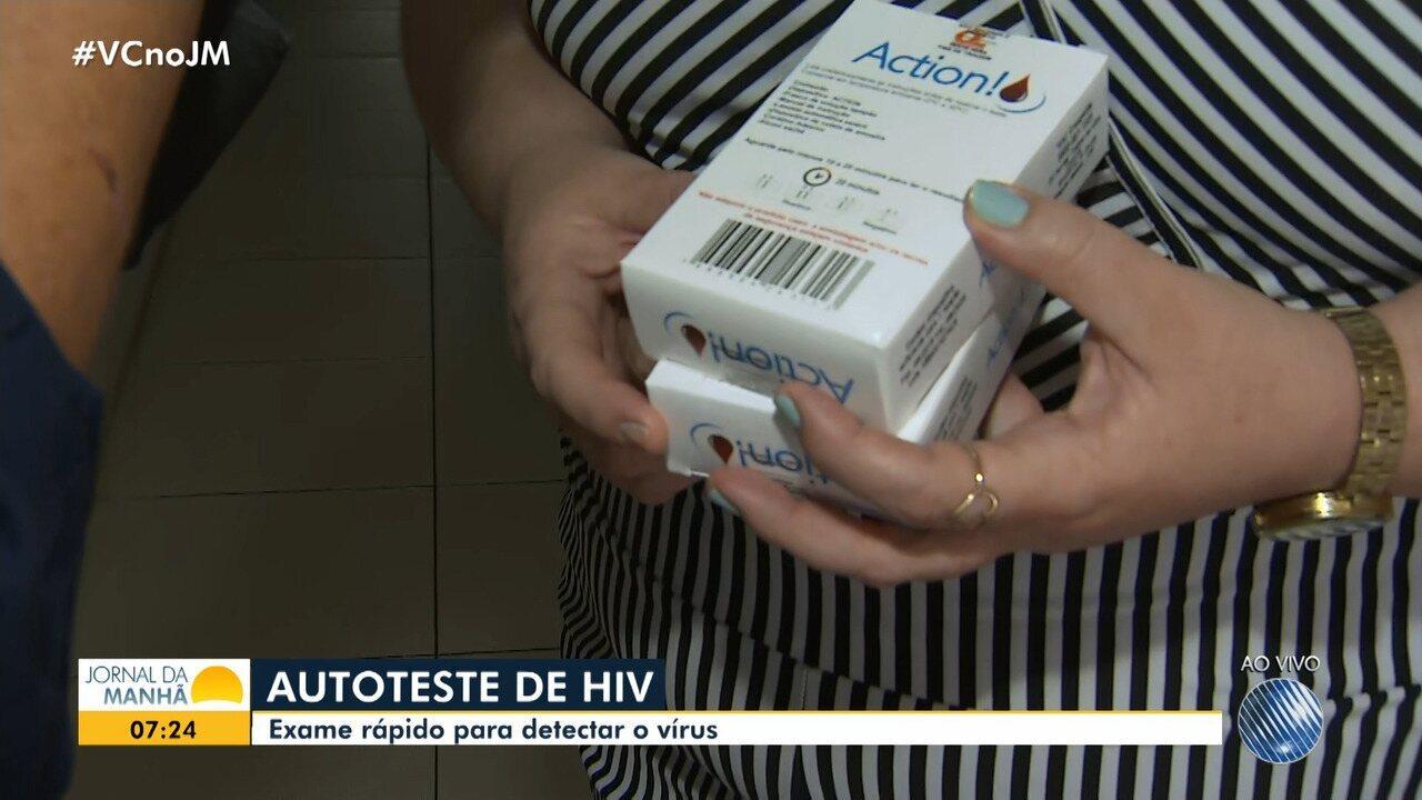 Saúde: saiba como ter acesso ao autoteste para detecção do vírus HIV