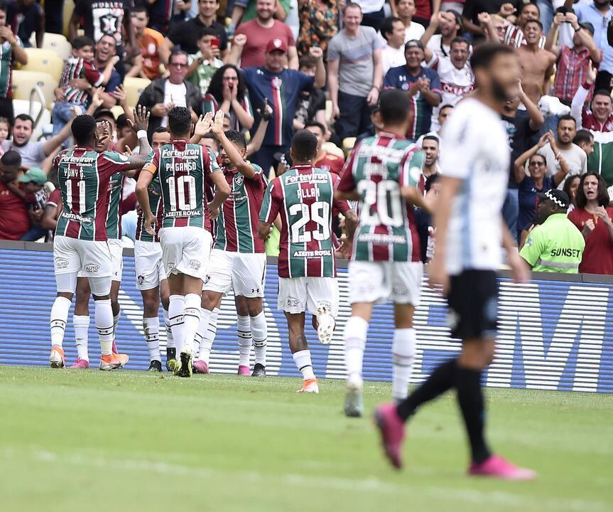 Melhores momentos: Fluminense 2 x 1 Grêmio pela 22ª rodada do Brasileirão