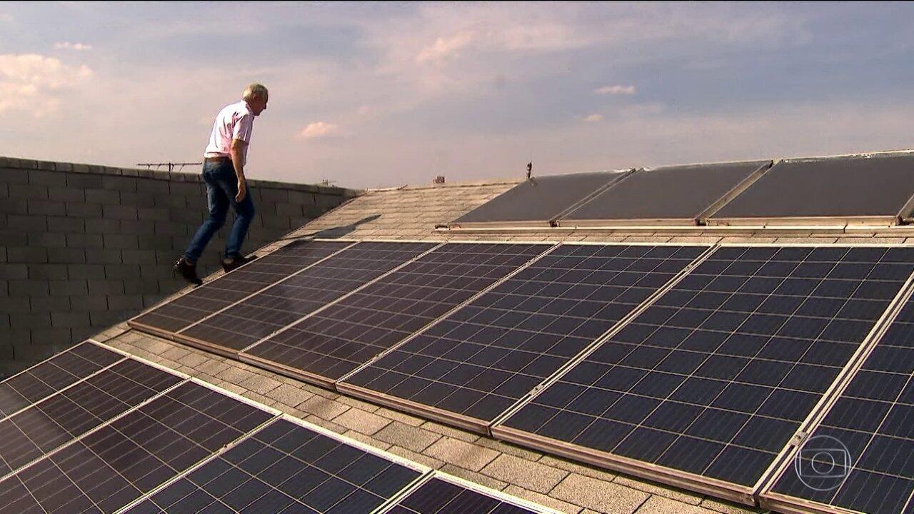 Brasil atinge marca histórica de 1 gigawatt de geração de energia solar