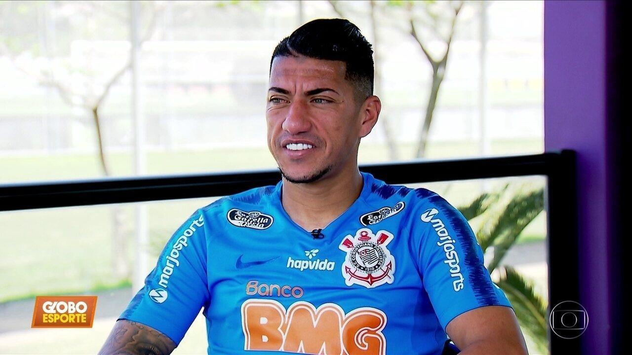 Herói contra o Vasco, Ralf conta como voltou a ser titular do Corinthians